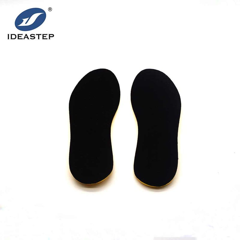 Correcting Toe-in Walking or Abduction Insole for Men and Women Orthotic Insole