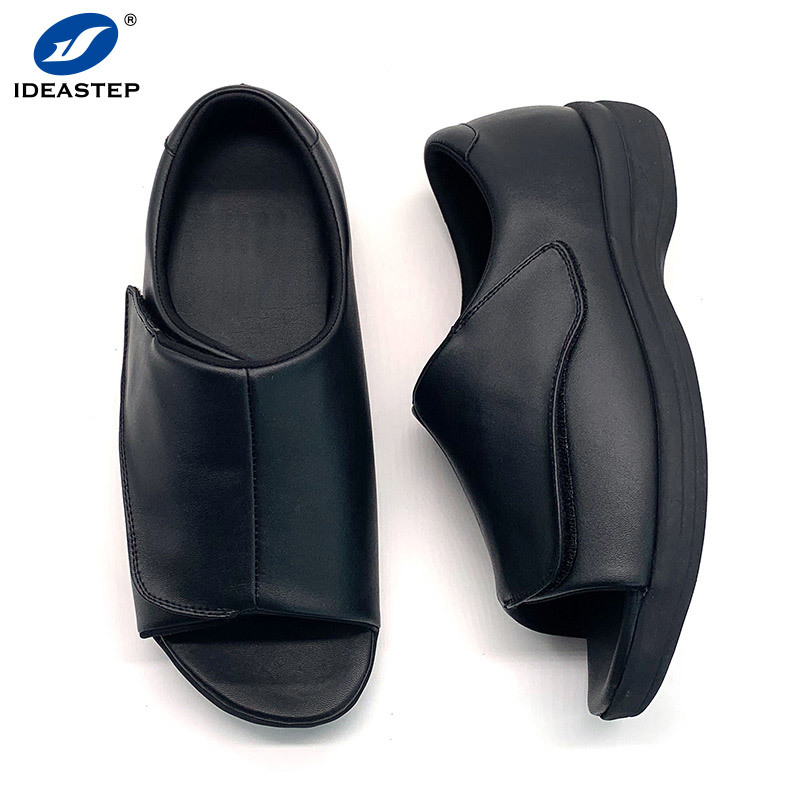 Open toe Therapeutic shoes