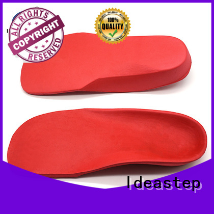 Ideastep Best orthopedic insoles boots suppliers for Foot shape correction