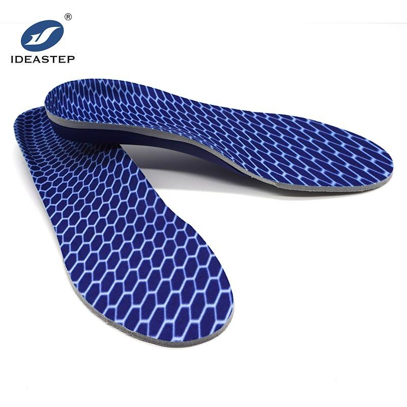 Ideastep running shoe inserts for flat feet supply for sports shoes maker-1
