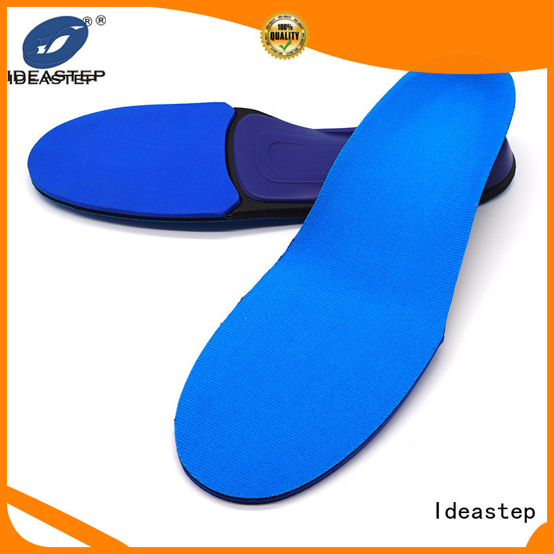 Ideastep Custom comfort insoles supply for shoes maker