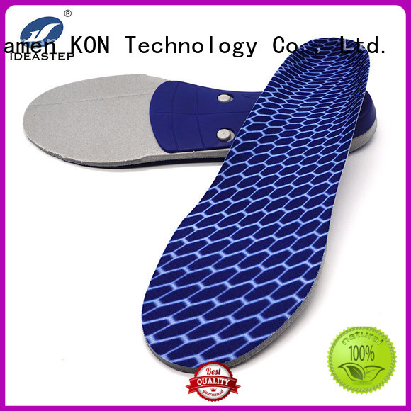 Ideastep Latest sports orthotics insoles for running suppliers for shoes maker