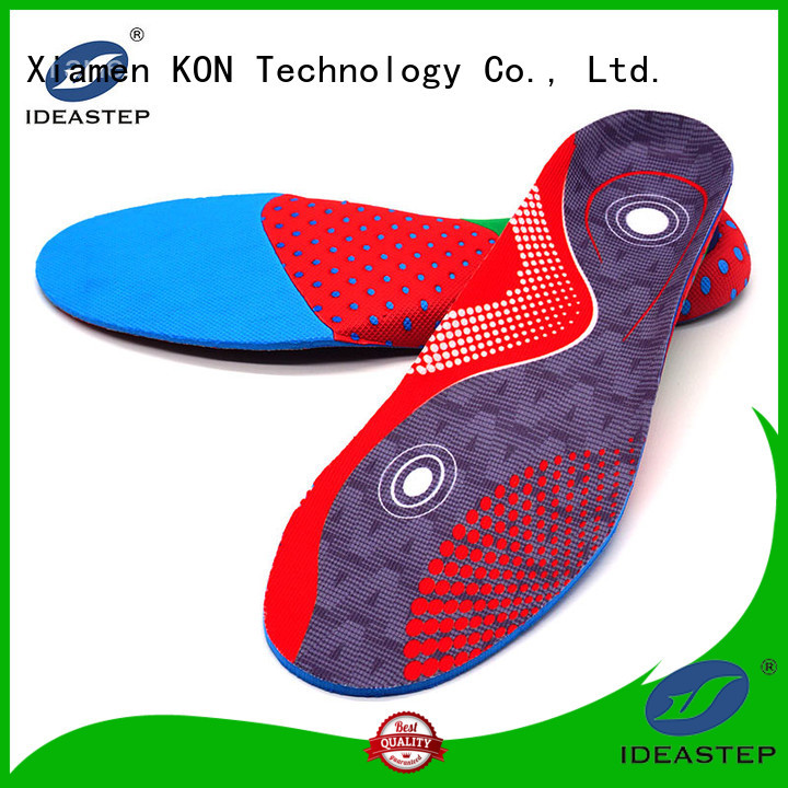 Latest underpronation insoles for business for hiking shoes maker