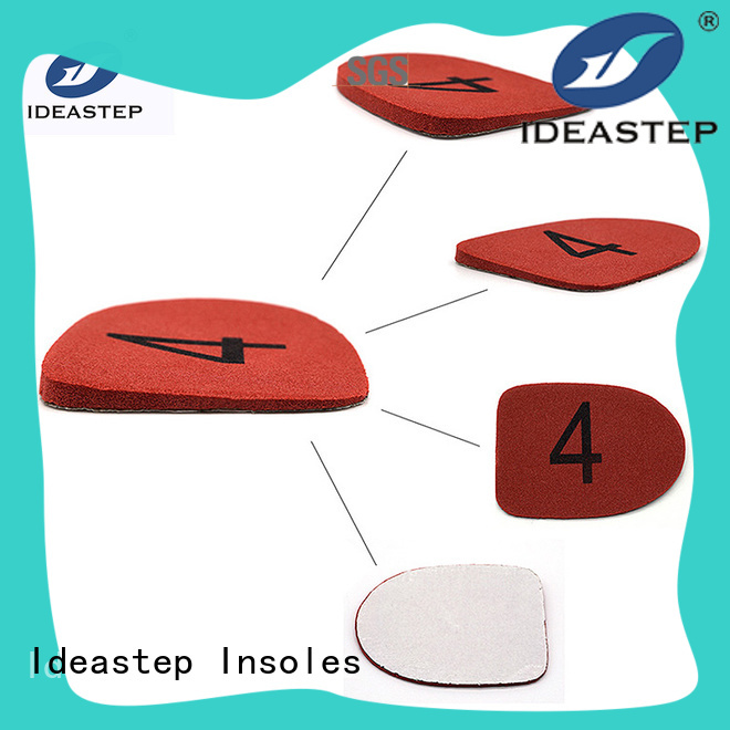 Ideastep custom made foot insoles for business for Foot shape correction
