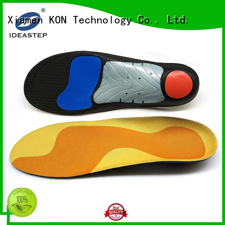Ideastep Wholesale shoe inserts for manufacturers for kids shoes making